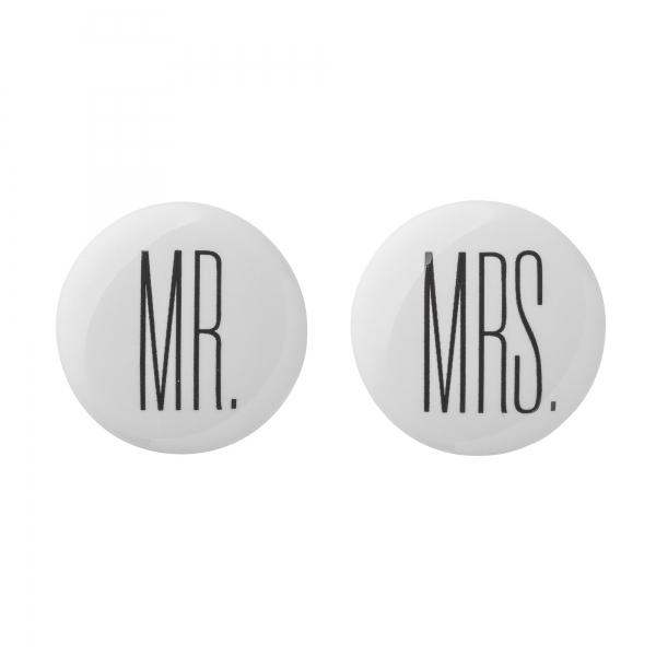 ZESTAW WIESZAKÓW MRS. I MS.