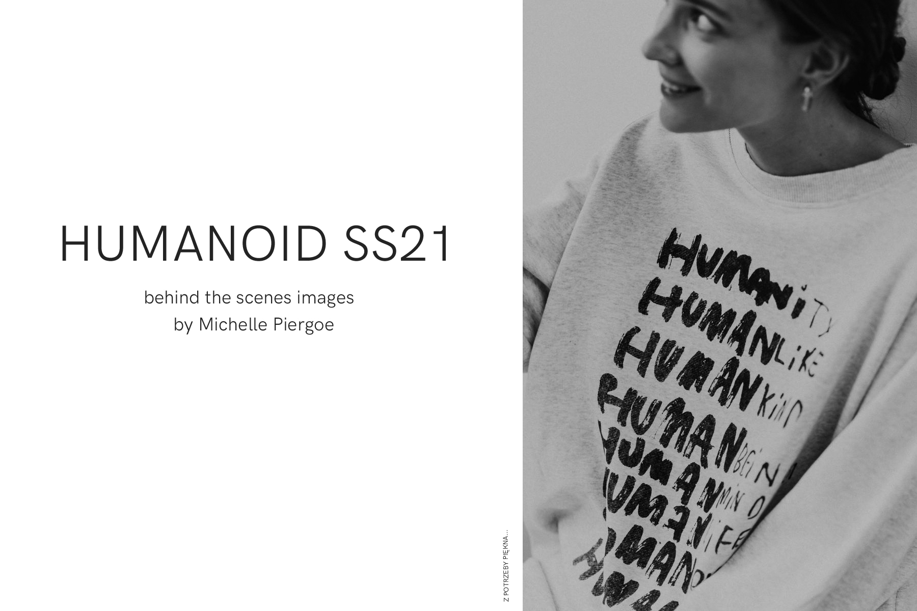 HUMANOID SPRNG SUMMER 2021
