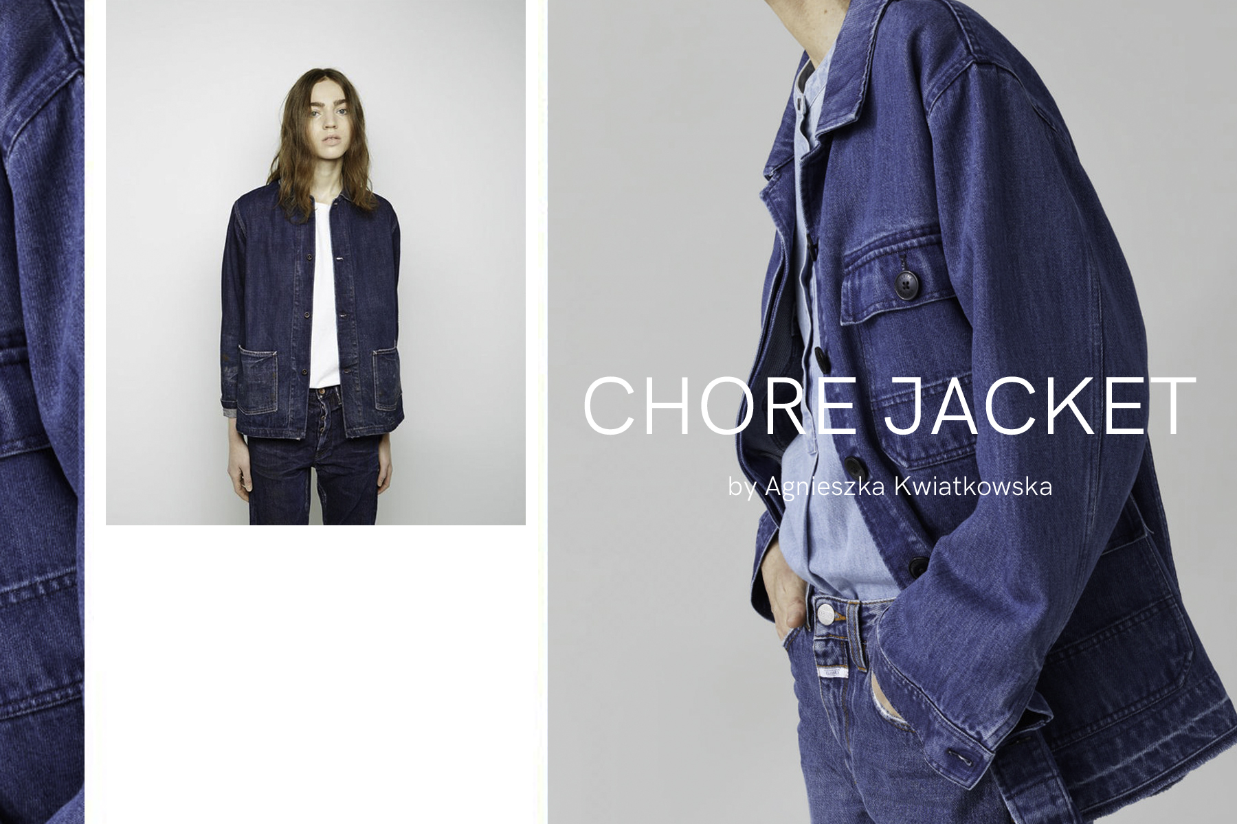 Jeans Chore jacket