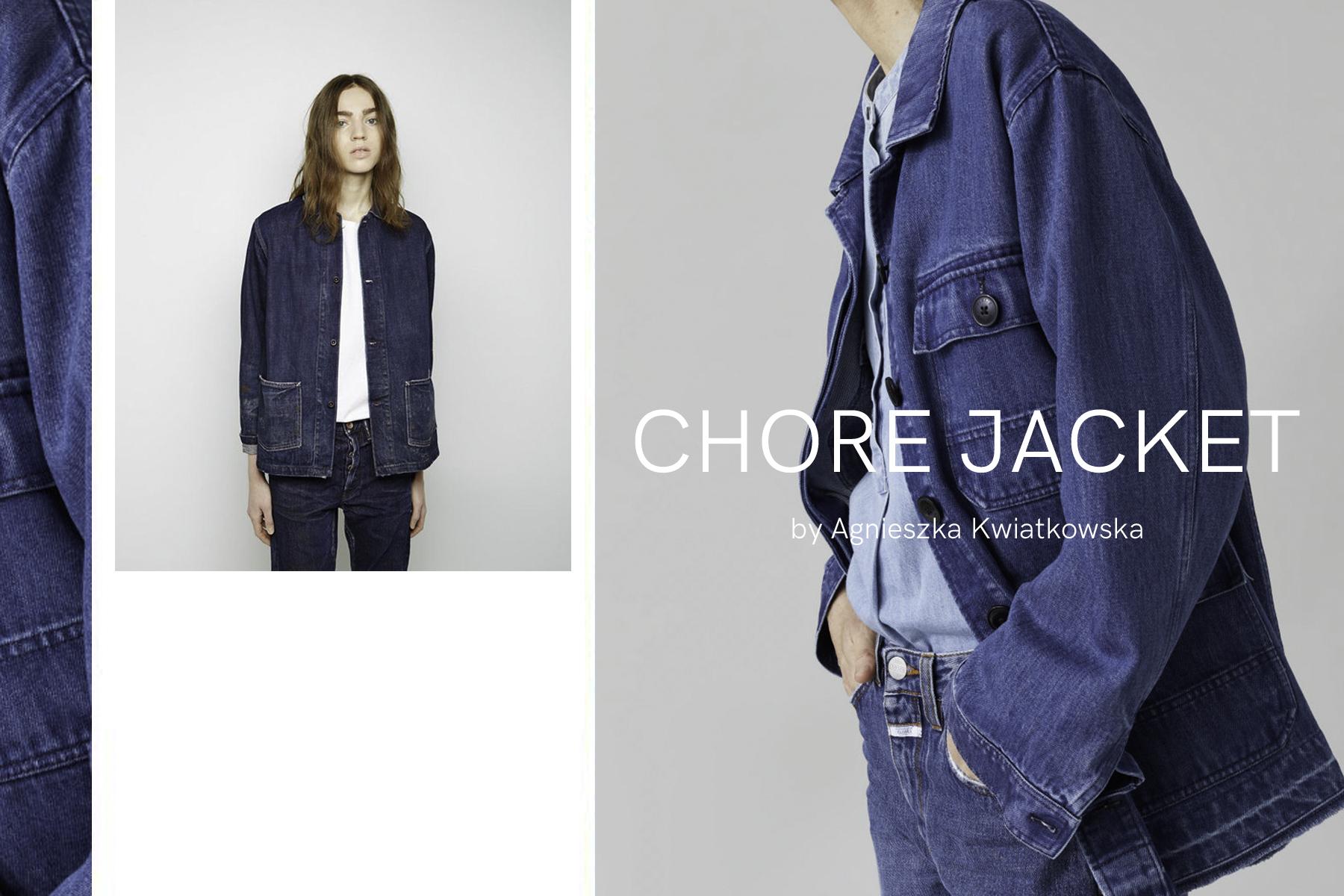 Jeans Chore jacket