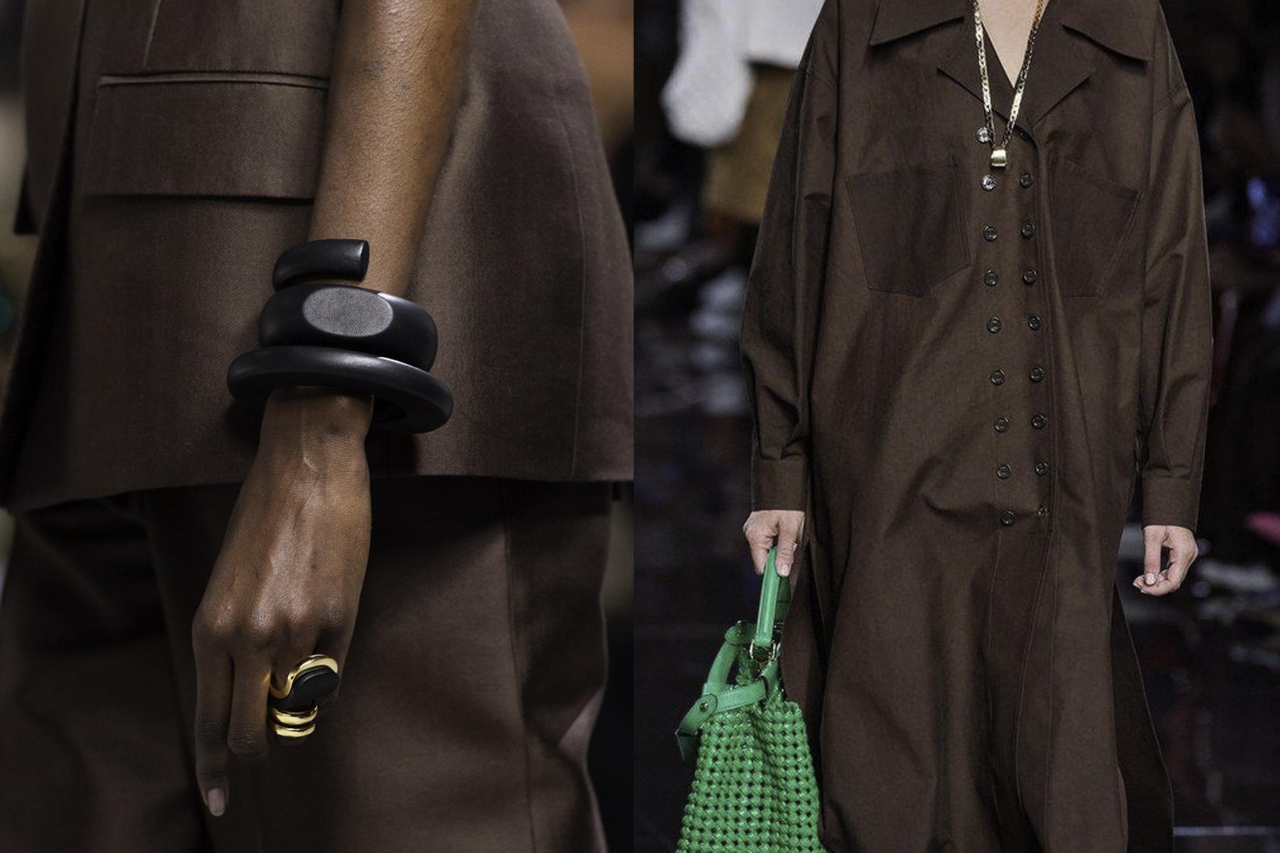 Brąz, Brown fashion 2020 colors
