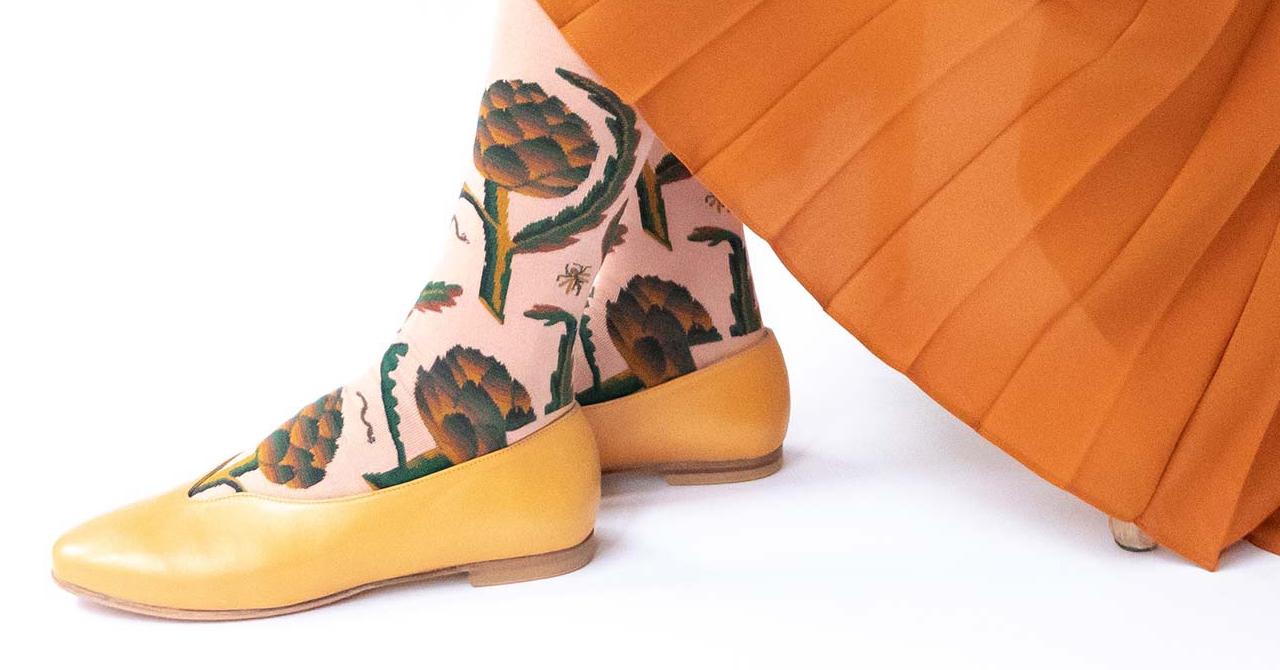 Socks, kolorowe  skarpety